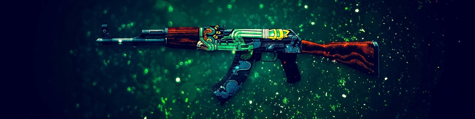 АК-47, CS GO, огненный змей, Fire Serpent, Counter-Strike Global Offensive