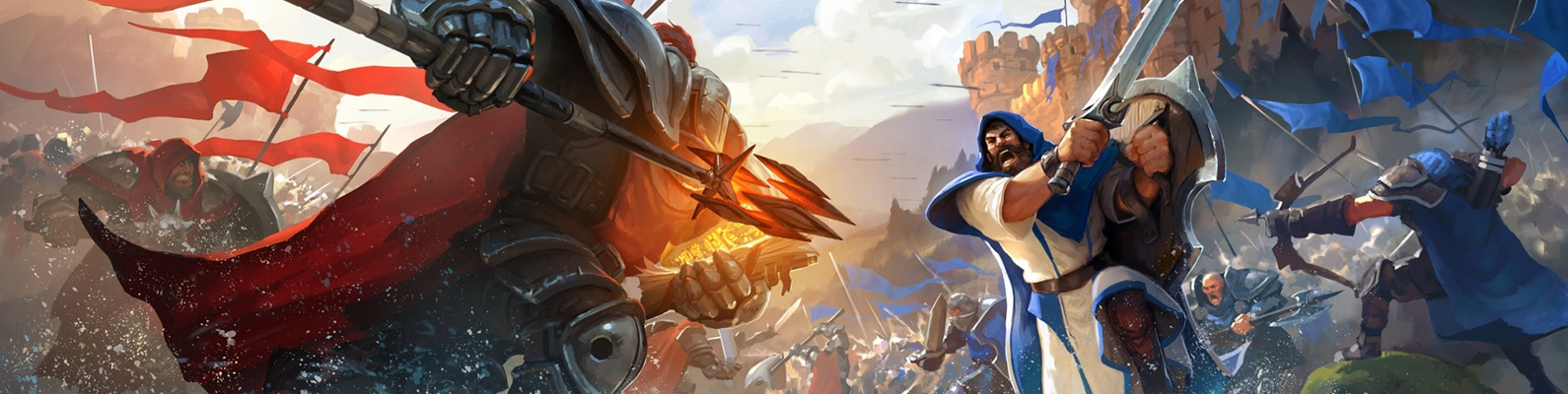 Game, Albion Online, Battle