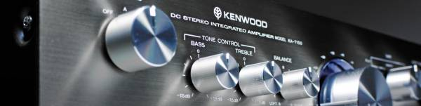 Amplifier, Kenwood KA 7150, Stereo