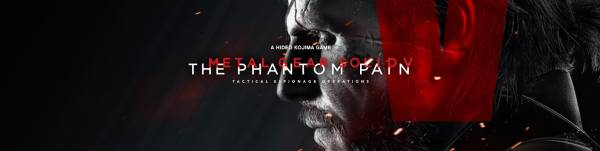 the Phantom Pain, MGS5, LiVE SPACE studio, Metal Gear Solid V, MGSV
